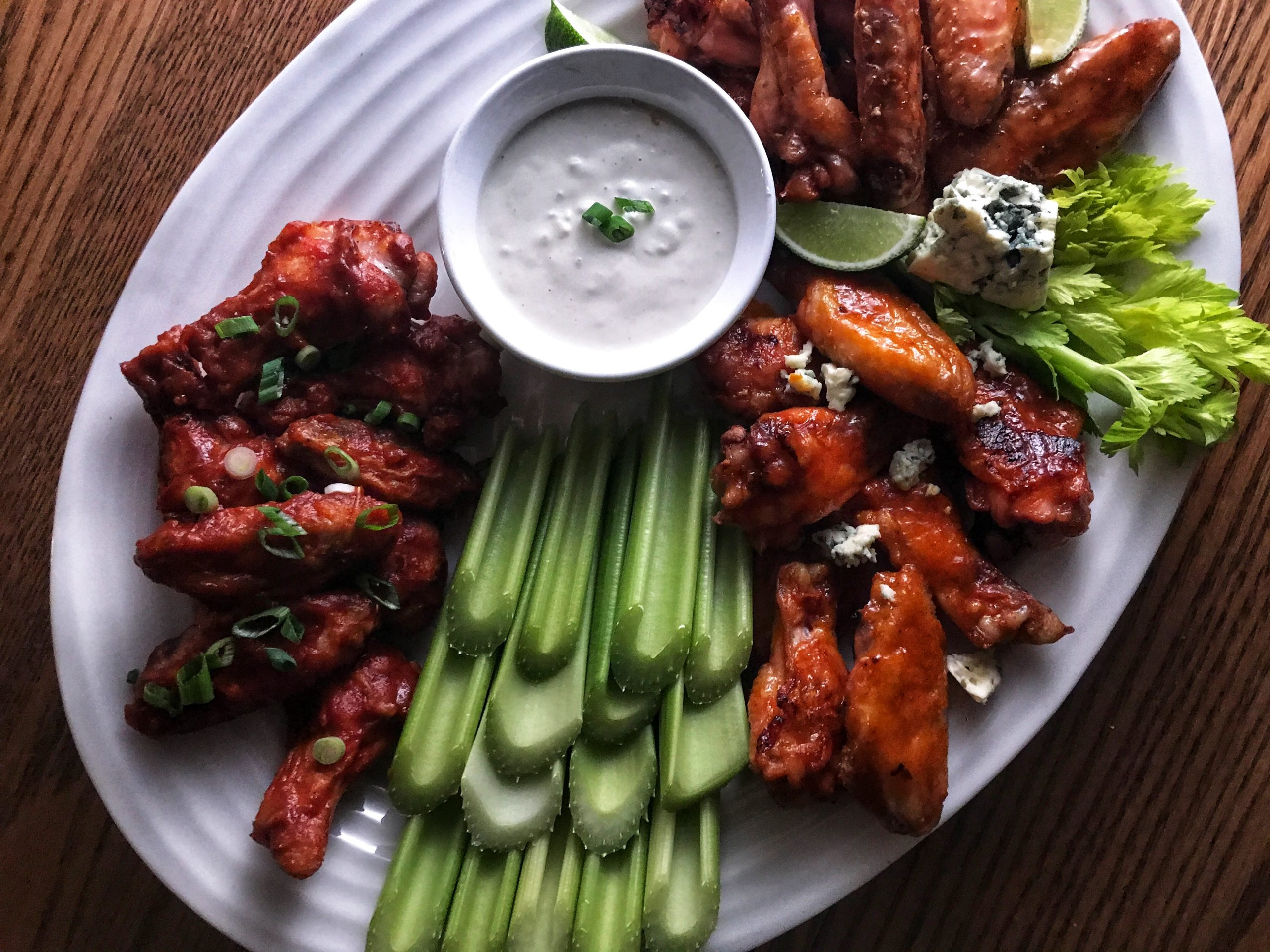 Chicken Wing Platter