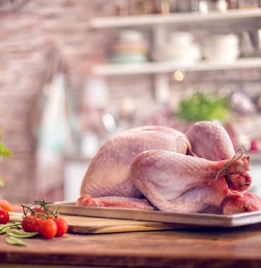 Fresh Turkey at Heatherlea